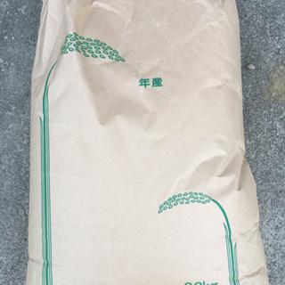 【ネット決済・配送可】アキサカリの玄米(残り4俵) 無料で精米します。