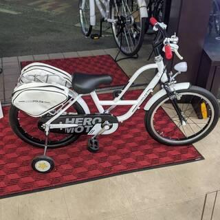 【✨おすすめ品✨】18インチキッズ自転車 KIDS POLICE...