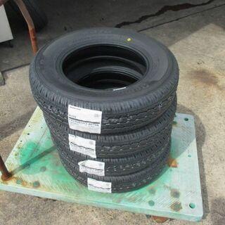 【脱着込み】新品タイヤ4本セット 145/80R12LT …