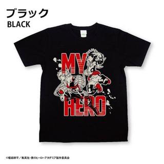 ヒロアカ Tシャツ - 服/ファッション
