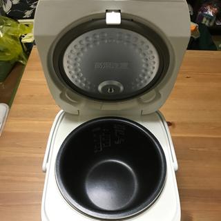 炊飯器 3合炊き TOSHIBA  RC-5SG - 柏崎市