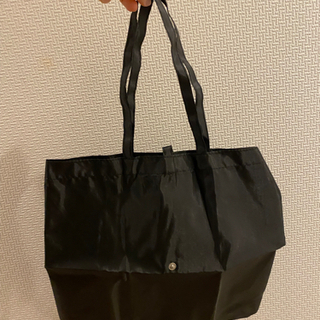 就活バッグ 黒色トートバッグ 洋服の青山 レディース - 売ります・あげます