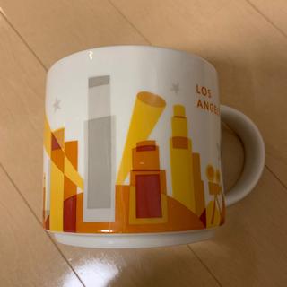 スターバックス ロサンゼルス You are here マグカップ - 家電