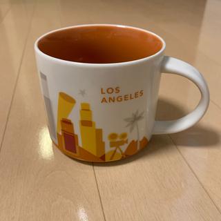 スターバックス ロサンゼルス You are here マグカップの画像
