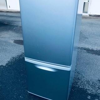 ♦️EJ1301番 Panasonic冷凍冷蔵庫 【2011年製】の画像