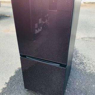 ♦️EJ1303番 Hisense2ドア冷凍冷蔵庫 【2018年製】の画像