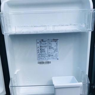 ♦️EJ1303番 Hisense2ドア冷凍冷蔵庫 【2018年製】 - 売ります・あげます