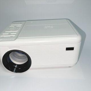 【自宅で簡単シアター!】プロジェクター RAMASU RA-PD080 動画確認のみ  - 世田谷区