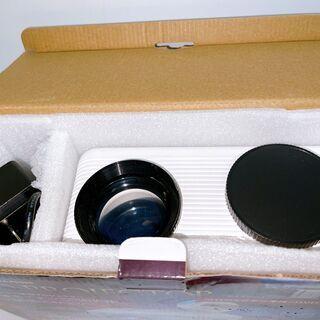 【自宅で簡単シアター!】プロジェクター RAMASU RA-PD080 動画確認のみ  − 東京都
