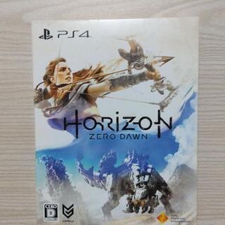 Horizon Zero Dawn初回限定