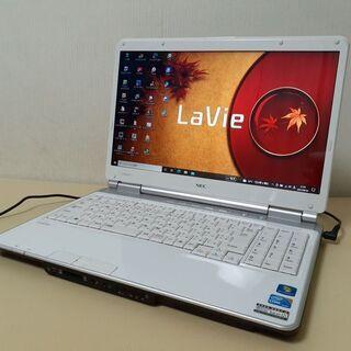☆SSD+HDDのデュアルPC☆ NEC LaVie 15インチ...