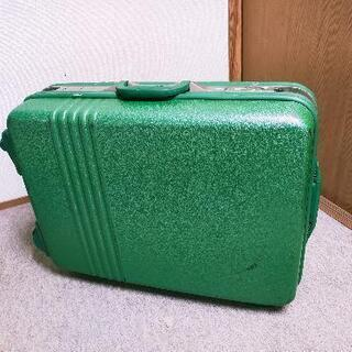 サイズ小さい目  スーツケース  無料