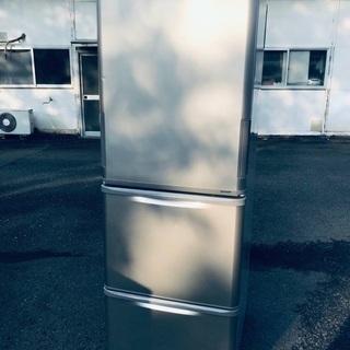 ♦️EJ1312番 SHARPノンフロン冷凍冷蔵庫 【20…