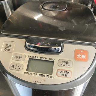 2015年製 シャープ炊飯器5合炊き