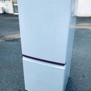 ♦️EJ1314番 SHARPノンフロン冷凍冷蔵庫 【20…