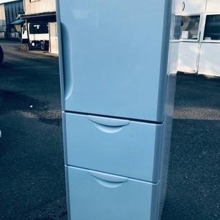 ♦️EJ1315番日立ノンフロン冷凍冷蔵庫 【2010年製】