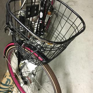 女性or子供用 かわいい自転車 24インチ - 売ります・あげます