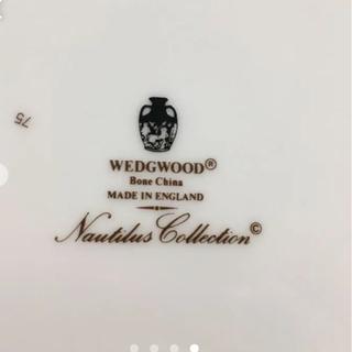 廃盤 WEDGWOOD Nautilus Collection シェルプレート - 港区