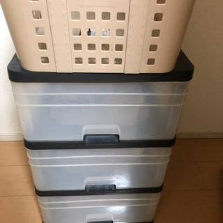 3段ボックス(無料)