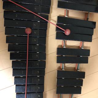 木琴 卓上木琴 半音付き YAMAHA - 楽器