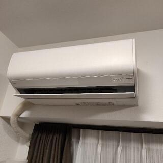 【美品】富士通 nocria 上位機種エアコン AS-SV…