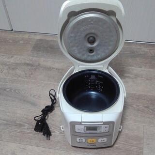 タイガー 3合 炊飯器 2013年製 JAI-H550(W…