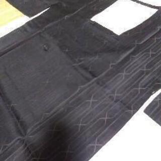 着物用コート(黒)