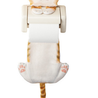 【新品】フェリシモ猫部「猫さんがトイレに遊びに来てしまった…