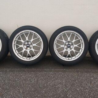 タイヤ・ホイールセット BBS 215/45R17