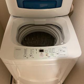 【洗濯機】9/25〜9/26名古屋市中村区に取りに来ていただける方限定!