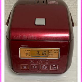 TOSHIBA 炊飯器 3合 RC-55G