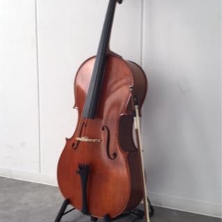中古楽器・チェロを探しています