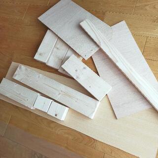 DIY用  木材と無垢フローリング