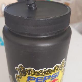 マイケルジャクソンドリンクボトル☆倉庫品のため傷汚れございます − 北海道