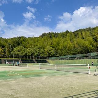 【10/2.10/3募集】テニスで体動かしませんか?