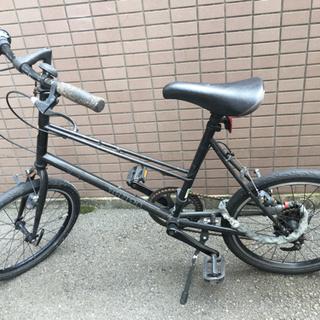 【ネット決済】【Brunoミニベロ】自転車🚲