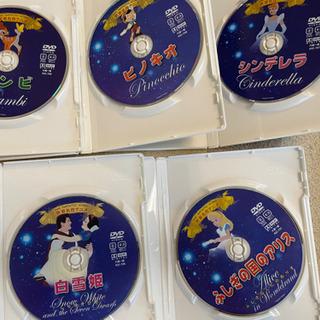 ディズニー DVD 5本セット