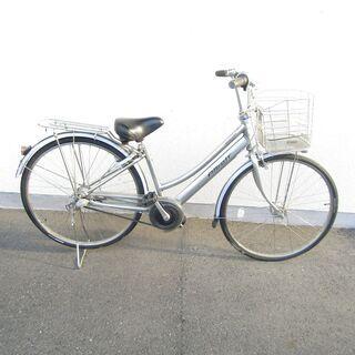 N3971 ブリジストン アルベルト 26インチ 自転車 3段 ...