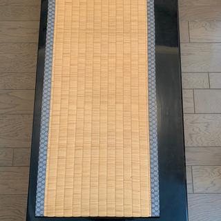 ひな壇 飾り台 畳小 漆塗り
