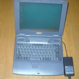 東芝カラーノートDynaBook Saetllite 2520C...