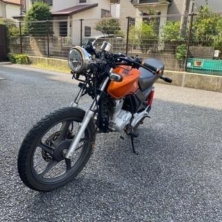 CBF125 バイク  カフェレーサー