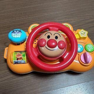 アンパンマン おでかけ ハンドル おまけ付き 知育玩具