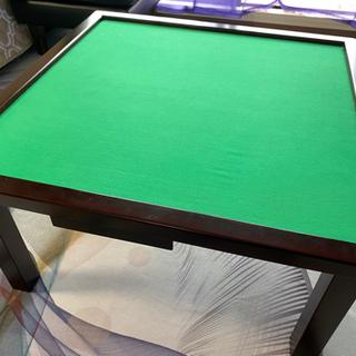 麻雀卓 座卓 ローテーブル