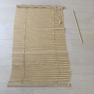 ニトリ 木目調ブラインド 68 138サイズ 2本