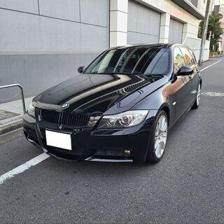 BMW325ツーリングMスポーツ H20 車検5/10 走行73...
