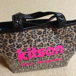Kitson キットソン スパンコールトートバック