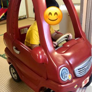 車の玩具 STEP2 足こぎ