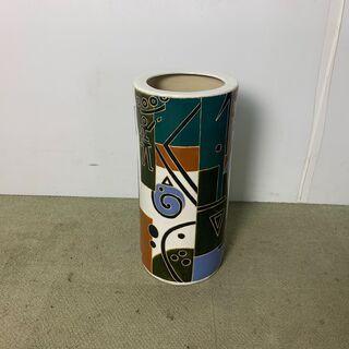 (210925) 傘立て 陶器 アンブレラスタンド