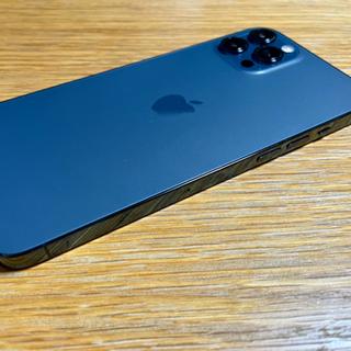 iPhone 12 Pro Max パシフィックブルー 512G...