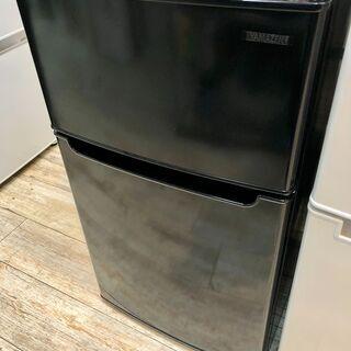 中古 2020年製 86L冷凍冷蔵庫 山善 YFR-D90
